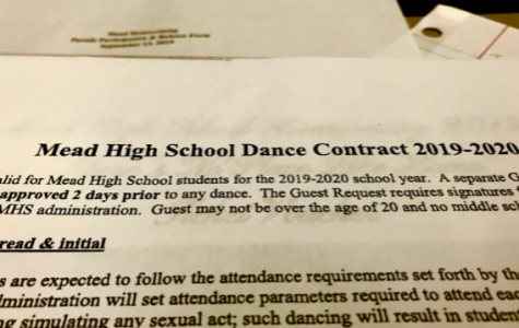 Changes regarding the 2019-2020 homecoming dance contract explained