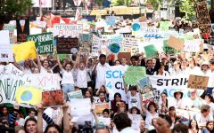 To protest climate change, young activists participate in climate strikes around the world and in the U.S. and Longmont