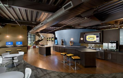 The Otterbox field trip will expose students to a variety of interesting careers
