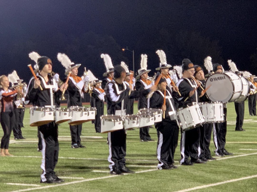 Unified Percussion is going to be involved in various events throughout the school year such as football games, pep rallies, SVVSD Band Night, and more.