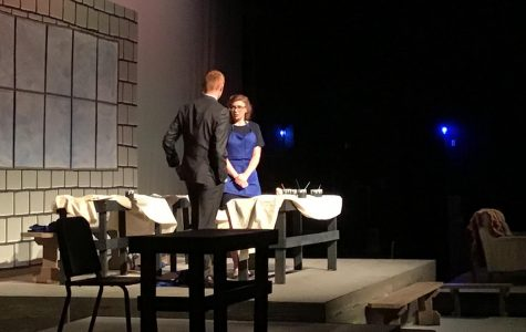 """Radium girls"" lead the audience through a thrilling and historical narrative in opening night performance"