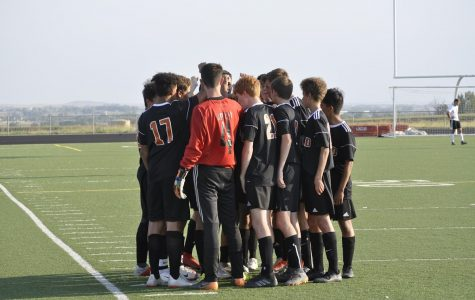 Is Boys Varsity Soccer's loss in regionals overshadowing the victory that got them started?