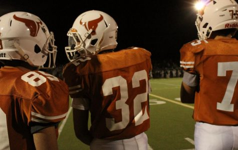 Final Varsity Football game wraps up a perfect season