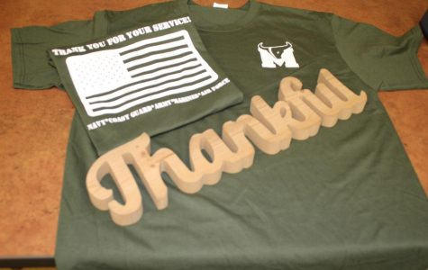 What to wear on Friday for the Veteran's Day Assembly