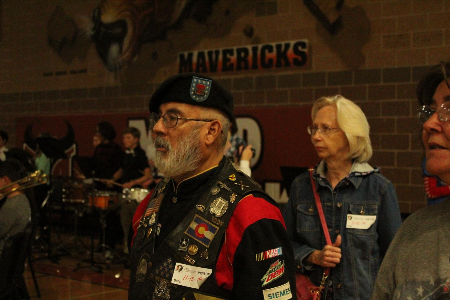 Mead+holds+the+line+and+honors+its+Veterans+in+the+annual+Veterans+Day+Assembly
