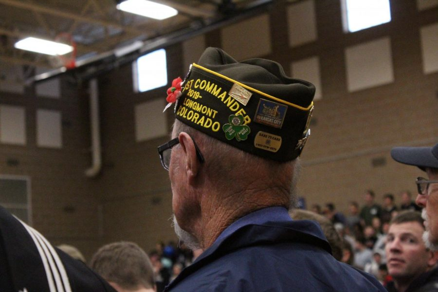 Veterans are a valued part of the community and Mead does its part to appreciate them.