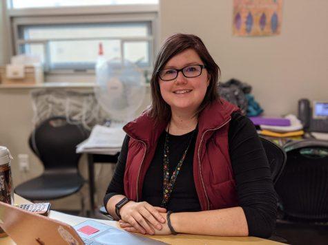 Teacher Features: Mrs. Emberg