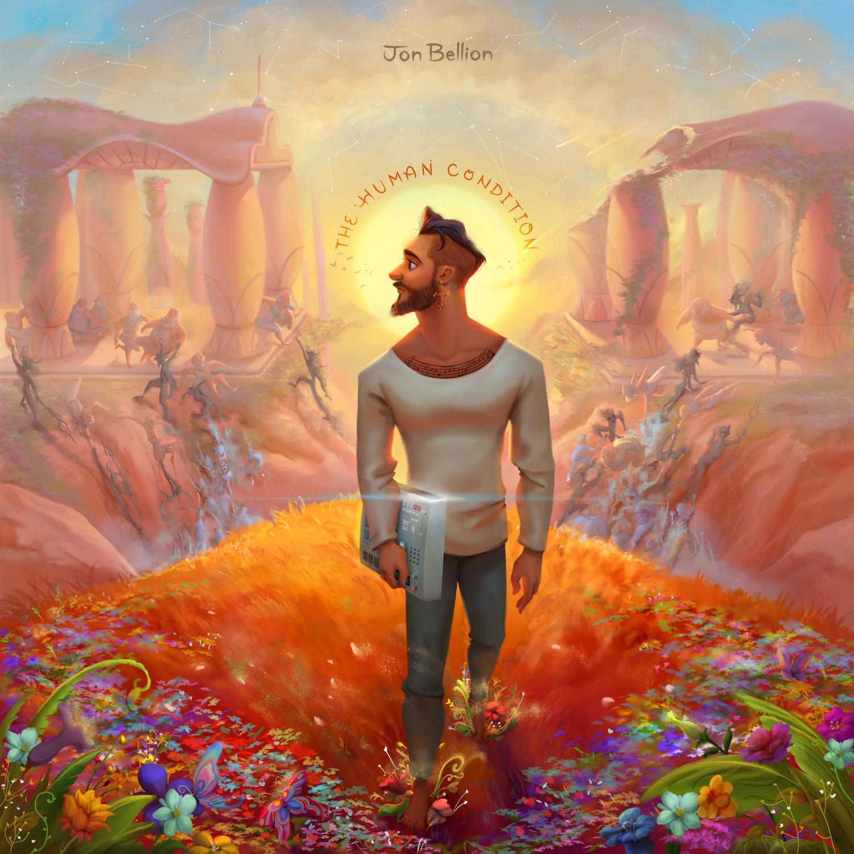 Alec's favorite album, The Human Condition by Jon Bellion