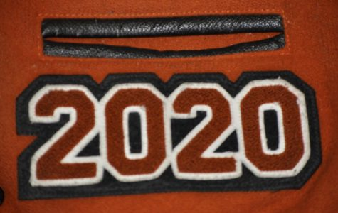 Class of 2020 patch.