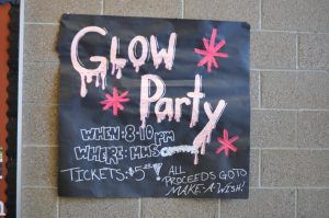 Student council holds a Winter Dance to raise money for Make-A-Wish Foundation