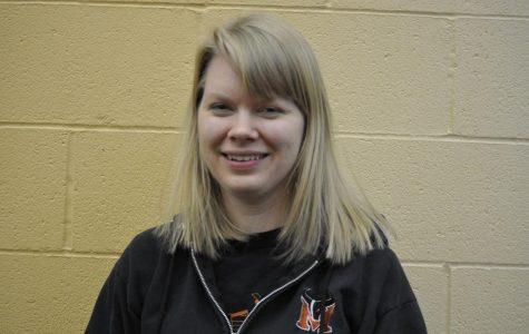 Orchestra teacher, Katarina Schmitt
