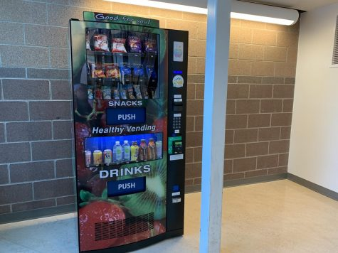 The vending machines are back