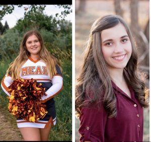 Mead High's November Scholar-Athletes