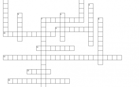 The crossword featured in the print edition.