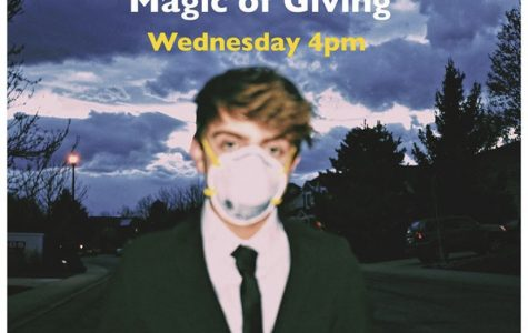 Alec Mueller ('20), a talented magician, used his skill to raise money for a good cause in our community.
