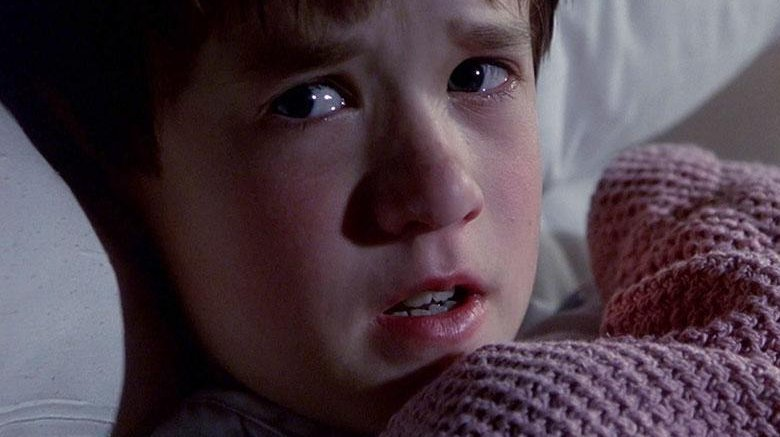 "The Sixth Sense is still an amazing watch, whether during ""spooky season"" or not."