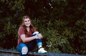 Senior Bayleigh Melichar has enjoyed her time at Mead, but she is ready to expand her horizons.