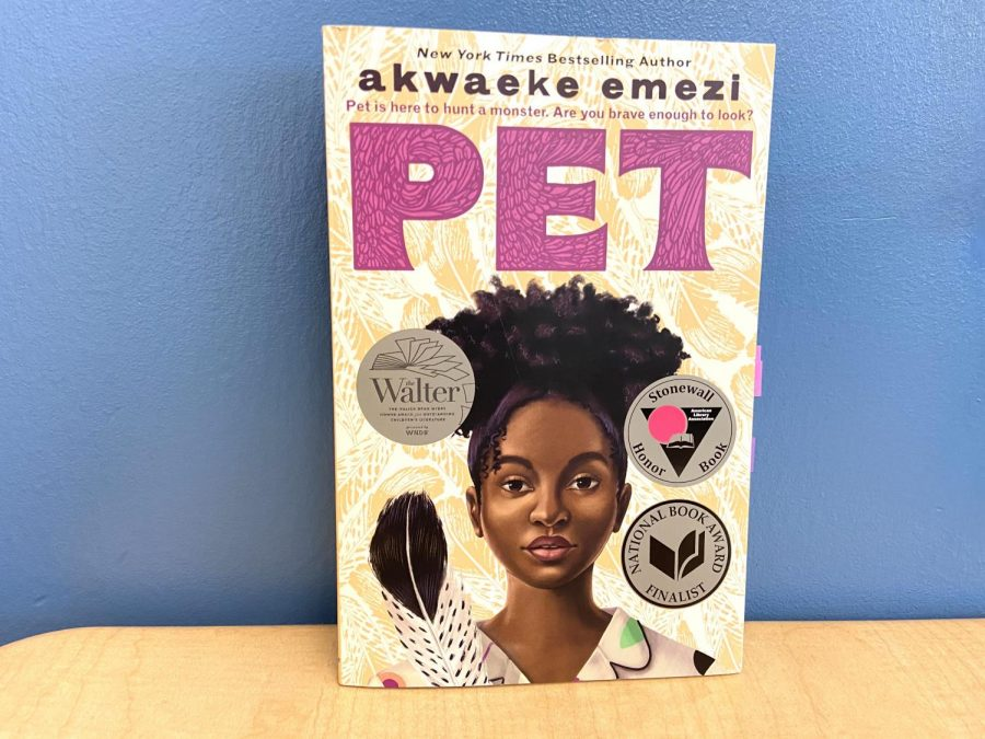 Emezi's Pet has won the Walter Dean Myers Honor Award for Outstanding Children's Literature and is a Stonewall Honor Book as well as a National Book Award Finalist.