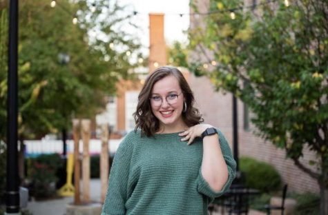 "Sara Jo Reeder ('21), well known among her peers as ""SJ"", has great plans for her life after high school."