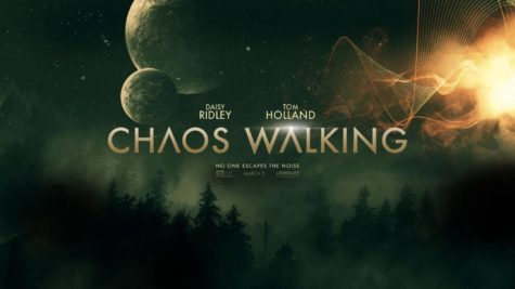 Chaos Walking is out in some select movie theaters now.