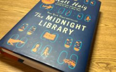 """""""We can't tell if any of those other versions would have been better or worse. Those lives are happening, it is true, but you are happening as well, and that is the happening we have to focus on."""" - Matt Haig, The Midnight Library"""