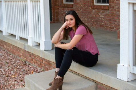 Sarah Maslowski will be following her dreams and serving her country.