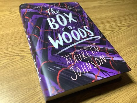 The Box in the Woods proves successful as fourth book of Truly Devious