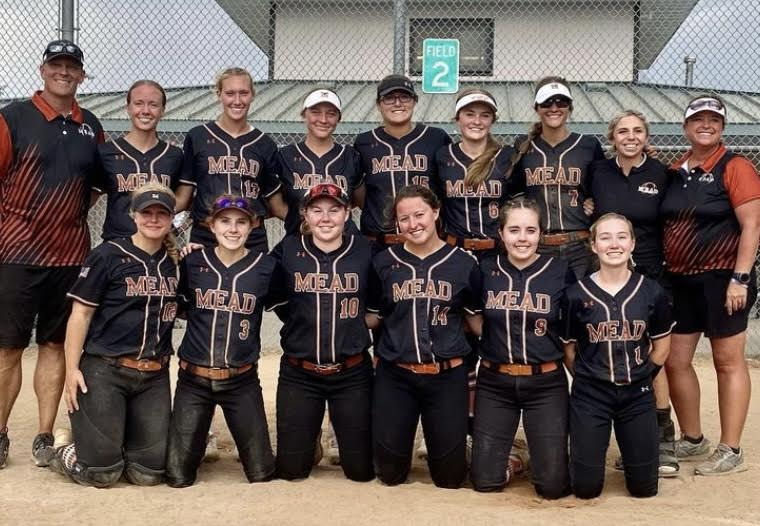 Mead Softball has a game on Tuesday and Thursday of this week.