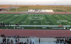 A brand new multi-use field was paid for by the district and now hosts Mead Highs home games.