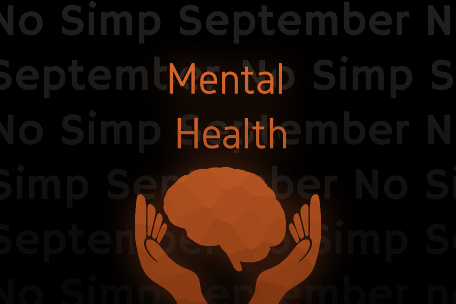 Mental health is just as important as physical health — without both there's no balance.