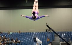In gymnastics, females are required to wear leotards, while males in this sport wear clothes that cover more of their bodies. This dress code promotes women not to wear what makes them feel most comfortable.